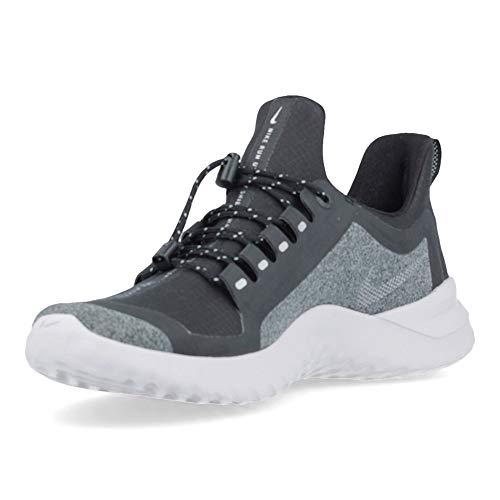 black 002 cool Donna Damen Silver Gre Running Rival Scarpe Laufschuh Shield metallic Nike Nero Renew zxC6wqq
