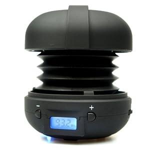 X-Mini Rave XAM10 Mini enceinte 2,5 W Noir