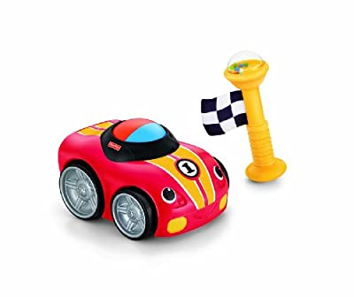 Fisher-price Lil Zoomers Shake Crawl Racer from Fisher-Price