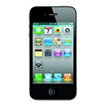 IPHONE 4 16GB - Factory Unlocked - (Black)