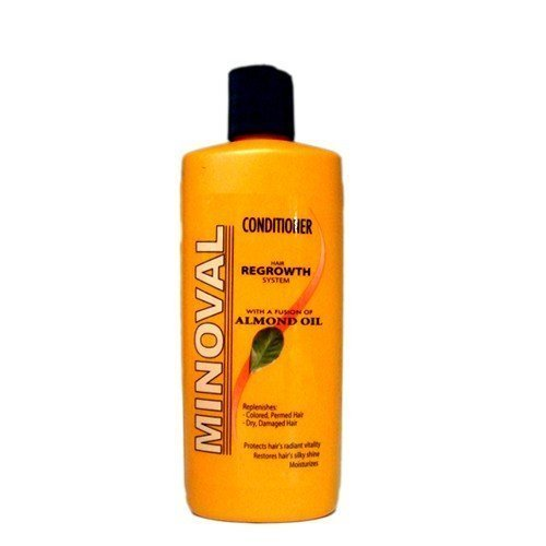 Minoval Hair Regrowth System Shampoo 8oz by Minoval by Minoval
