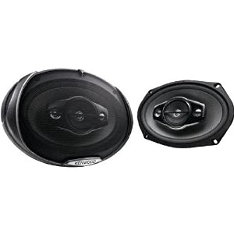 Kenwood KFC-6985PS 6 x 9 Inches Performance Series 4-Way Coaxial Speakers, Set of 2 - 1995 Oldsmobile 98 Series