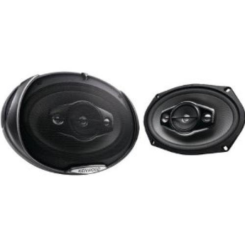 600 Watts Four Way Speakers - 7