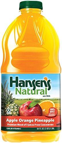 orange juice pantry - 1
