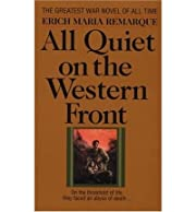 All Quiet on the Western Front (Paperback) -…
