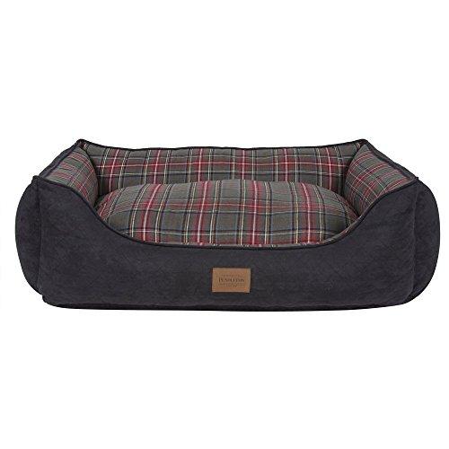 - Carolina Pet Pendleton Kuddlers Grey Stewart Dog Bed XLarge