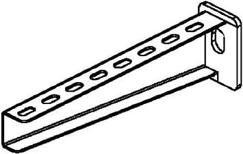 Niedax Wandausleger KTA 600
