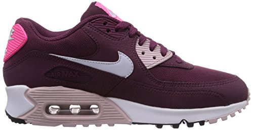 68c8cedd2e250 ... real nike air max 90 essential maroon womens trainers 8 us buy online  5e0ae 0d9f5