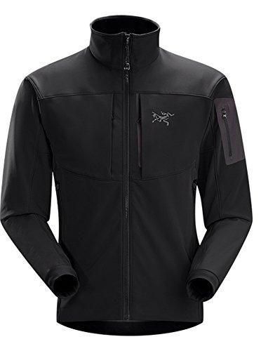 ARC`TERYX(アークテリクス) ガンマ MX ジャケット メンズソフトシェル Gamma MX Jacket Men's[海外直送品] (M, BLACKBIRD) [並行輸入品] B01N6Q5BGX