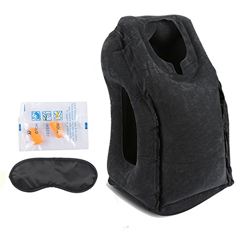 Airgoods Travel Pillow Multifunctional Inflatable