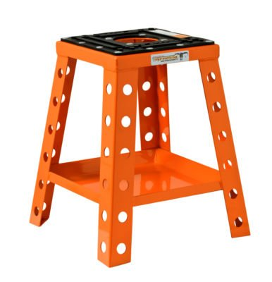 Pit Posse Motorcycle Motocross Dirt bike Stand ORANGE MX KTM KTM Honda ()