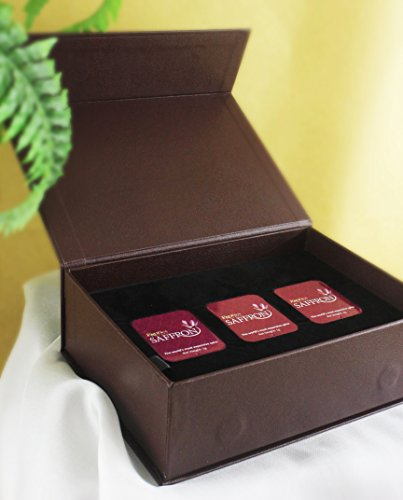 The World Most Expensive Spices, Exotica Saffron Gift Set [FREE Expedited Shipping] by Exotica