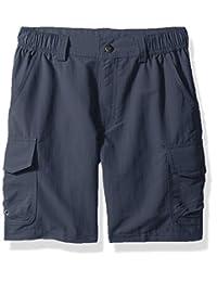 White Sierra Boys Rocky Ridge Shorts