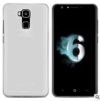 PREVOA Doogee Y6 Y6C - Colorful Silicona Funda Case Protictive para Doogee Y6 Y6C Smartphone - 19