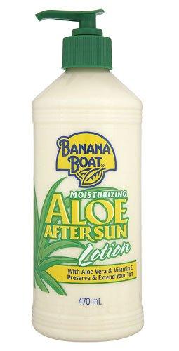 5 opinioni per Banana Boat Lozione Doposole Idratante con Aloe Vera & Vitamina E Mantiene e
