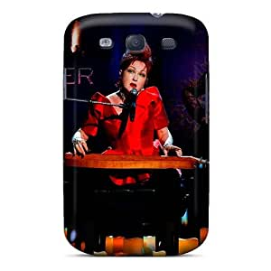 Samsung Galaxy S3 ZEu11701ncBL Unique Design HD Red Hot Chili Peppers Pattern Protective Hard Cell-phone Case -TimeaJoyce