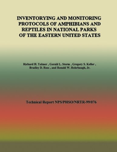 Inventorying and Monitoring Protocols of Amphibians and Reptiles in National Parks of the Eastern United States