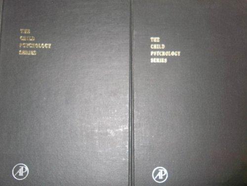 Handbook of Infant Perception, Vol. 1: From Sensation to Perception