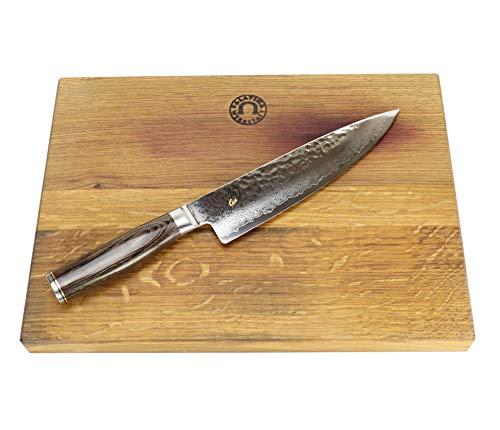 Palatina Werkstatt ® Kai Shun Premier Tim Mälzer cadeauset   TDM-1706 koksmes van damaststaal, 18 cm lemmet   + XXL…