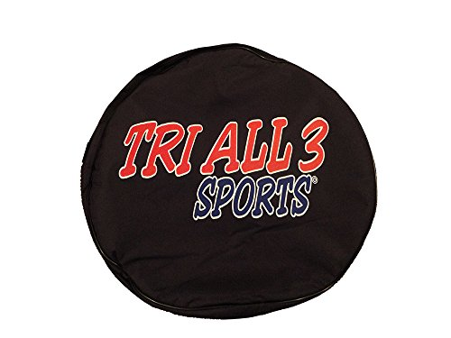 Tri All 3 Sports Wheel Guard (Single) Pro-Series Bike Cases by Tri All 3 Sports