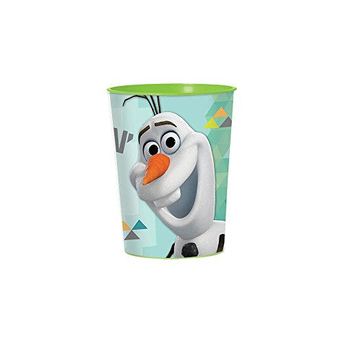 Frozen Olaf 16oz Favor Cup (Each) - Party Supplies