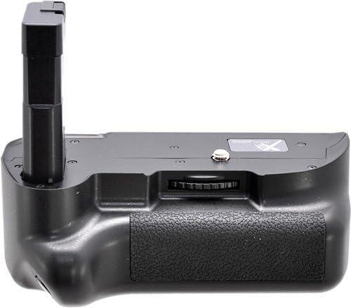 Complete Deluxe Starter Kit by eCost BG-N6 BGN6 2 EN-EL14 Long Life Batteries Battery Grip for Nikon D5300 Camera