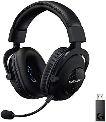 Logitech G PRO X Wireless Lightspeed Gaming Headset - Shroud Edition