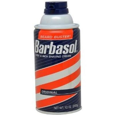 Barbasol Beard Buster Shaving Cream, Thick & Rich, Original