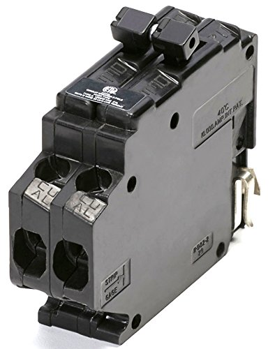 Circuit Breaker Clip (UBITBA220-New Challenger MH220 Type A Replacement.  Two Pole 20 Amp Clip Circuit Breaker Manufactured by Connecticut Electric.)
