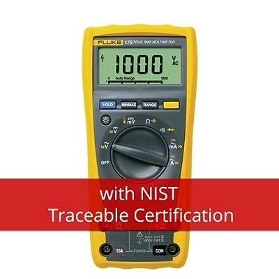 Fluke 179-NIST Handheld Multimeter - Type: Digital, Style: Hand