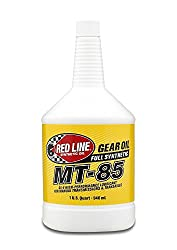 Red Line 50504 Mt-85 75w85 Gl-4, 1 Quart, 1 Pack
