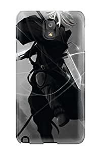 Hot GrINwIn2530SoOOJ Case Cover Protector For Galaxy Note 3- Cloud Strife