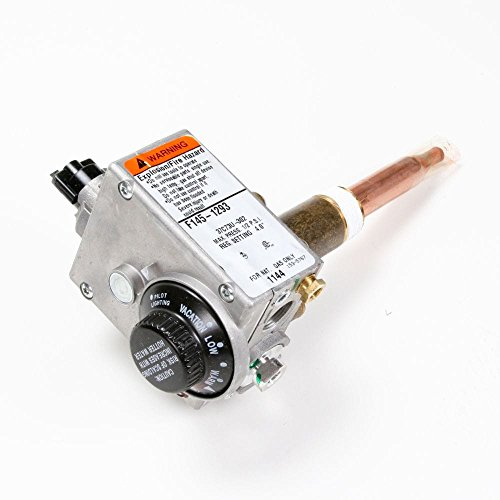 (White Rogers Co. F145-1293 Water Heater Gas Valve and Temperature Control Assembly Genuine Original Equipment Manufacturer (OEM) Part)