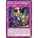 Yu-Gi-Oh! - Ritual Beast Ambush (SECE-EN074) - Secrets of Eternity - 1st Edition - Common