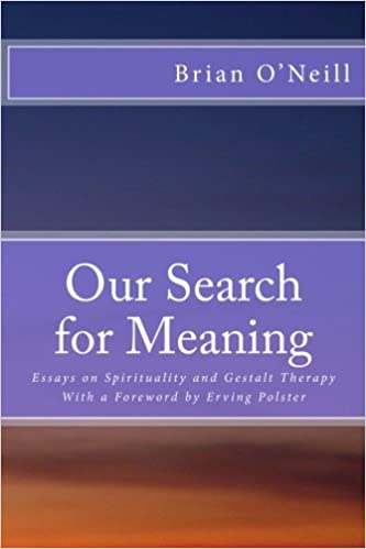 Our Search for Meaning: Essays on Spirituality and Gestalt