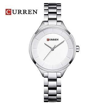 Reloj for Mujer, Reloj de Cuarzo con Esfera pequeña, Reloj ...