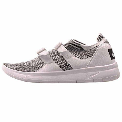 Wmns 10 White Sockracer Flyknit Air Black Womens Nike US White M qXw5U8n