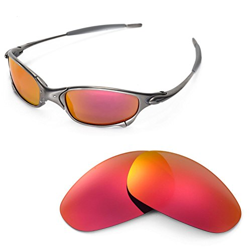 Walleva Replacement Lenses for Oakley Juliet Sunglasses for sale  Delivered anywhere in Canada