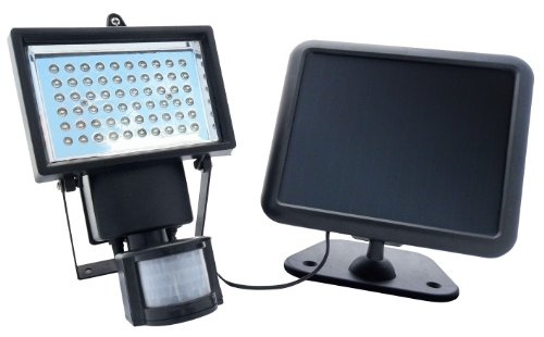 60 Led Solar Powered Motion Sensor Flood Light in Florida - 8