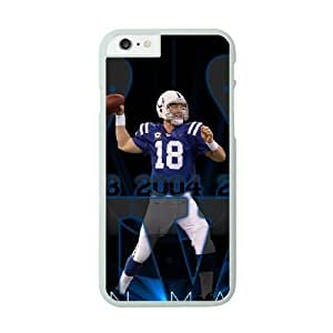NFL Case Cover For Ipod Touch 5 White Cell Phone Case Indianapolis Colts QNXTWKHE0831 NFL Phone Case Clear Unique