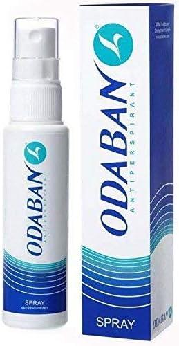 Odaban Antiperspirant Deodorant Spray