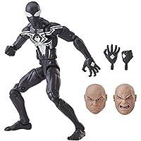 Marvel Figura Symbiote Spider-Man Legends, 6 Pulgadas