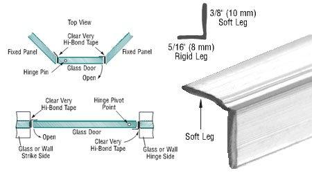 Translucent Vinyl Edge Pre Applied Maximum product image