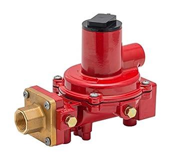 Hydrauliek en pneumatiek Fisher Controls LP Gas Regulator
