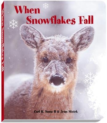 Fallboard (When Snowflakes Fall[WHEN SNOWFLAKES FALL-BOARD][Board Books])