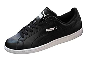 Puma Smash L Sneaker Herren Schuhe Turnschuhe 356722 schwarz NEU