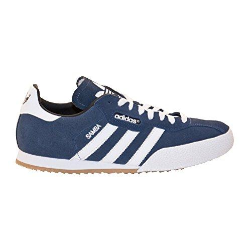 adidasSam Super Suede - zapatillas deportivas Hombre, color Azul, talla 43.5 EU