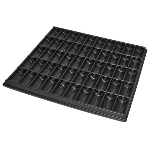 Casino Style Large Dealer Poker Chip Tray - Holds 1000 Chips!! by Brybelly