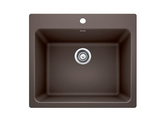 - Blanco 401922 LIVEN Laundry Sink Café Brown, 25