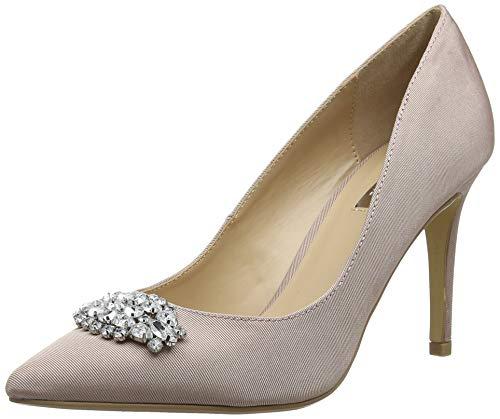 Fermé Femme Court Escarpins Jewel Dorothy blush Bout 30 Shoes Perkins Rose wYwEI